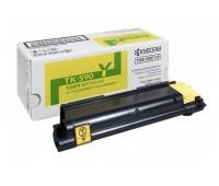 Тонер-картридж желтый TK-590Y для Kyocera Mita FS-C2026 / FS-C2126 / FS-C2526 MFP / FS-C2626 MFP / FS-C5250 / FS-C5250DN оригинальный