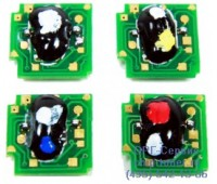 Чип желтого картриджа HP CLJ Pro 300 Color M351/Pro 400 Color M451