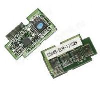 Чип голубого картриджа Samsung CLX-4195FN,  SL-C1810W / C1860FW