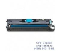 Картридж голубой HP Color LaserJet  1500 / 2500 / 2550 / 2820 / 2840 совместимый