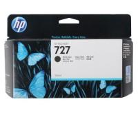 Картридж матовый черный B3P22A / HP 727 для  HP Designjet T920 / T930 / T1500 / T1530 / T2500 / T2530 (130 мл.) оригинальный