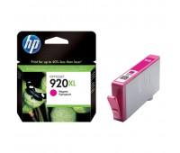 Картридж струйный пурпурный HP 920XL повышенной емкости оригинальный