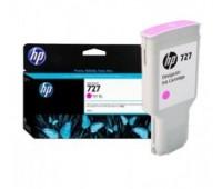 Картридж  пурпурный HP F9J77A  / HP 727 повышенной емкости (300МЛ.) оригинальный