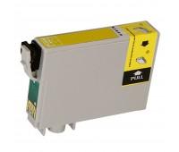 Картридж желтый Epson Stylus Photo R200 / R300 / RX500 совместимый