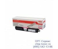 Картридж пурпурный 44250722 для Oki  C110 / C130 / MC160 оригинальный