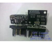 Чип желтого фотобарабана Develop Ineo + 452/552/652