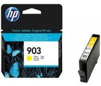 Картридж желтый струйный HP 903 оригинальный